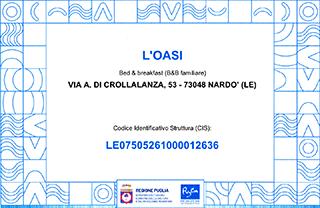 B&B L'Oasi